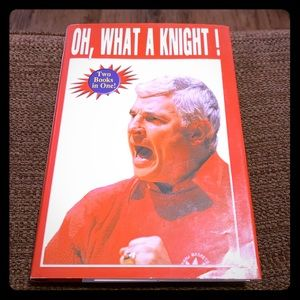 Oh What a Knight 2 books in one hardback